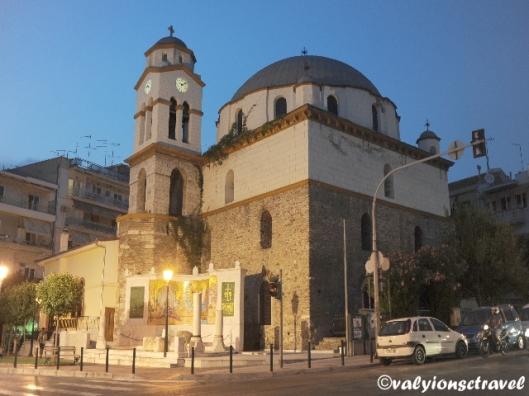 Biserica Agios Nikolaos