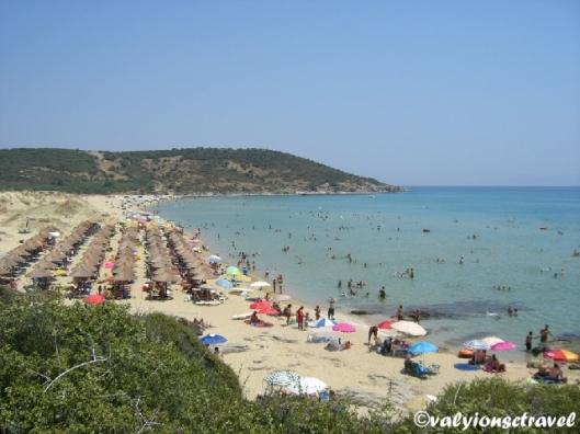 Plaja Ammolofoi