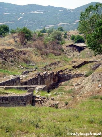 Situl arheologic de la Amphipolis