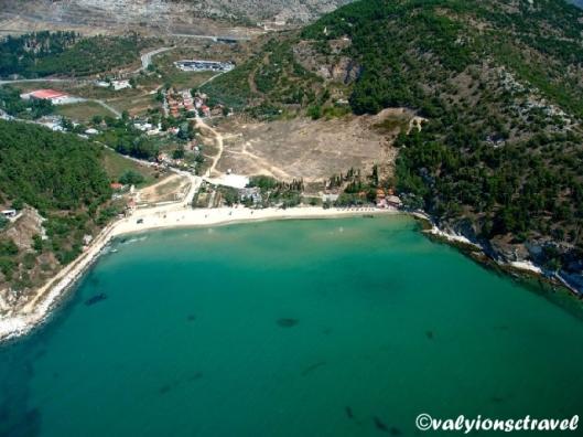 Plaja Aspri Ammos