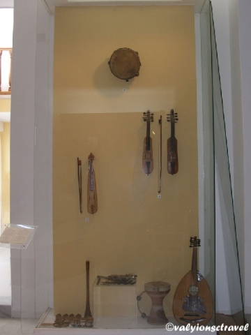 Muzeul de Istorie şi Etnologie al grecilor din Kappadokia