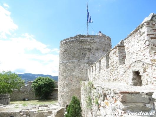 Turnul principal circular