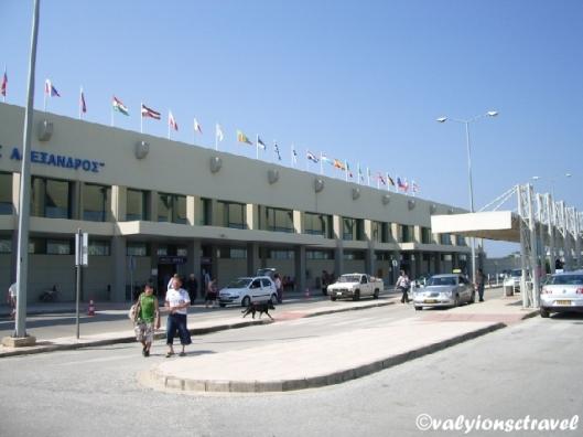 Aeroportul Alexandru cel Mare