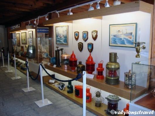 Muzeul Maritim din Kavala